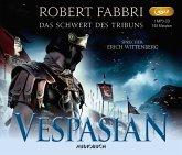 Das Schwert des Tribuns / Vespasian Bd.1 (1 MP3-CDs)