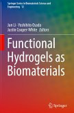 Functional Hydrogels as Biomaterials