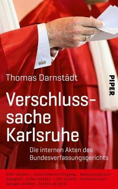 Verschlusssache Karlsruhe - Darnstädt, Thomas