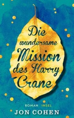 Die wundersame Mission des Harry Crane - Cohen, Jon