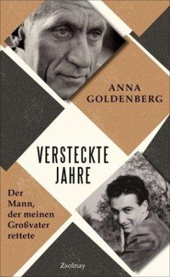 Versteckte Jahre - Goldenberg, Anna