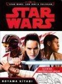 Starwars Son Jedia Yolculuk Boyama Kitabi