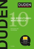 Duden - Das Bedeutungswörterbuch (eBook, PDF)