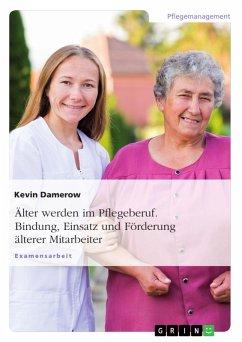 Älter werden im Pflegeberuf. Bindung, Einsatz und Förderung älterer Mitarbeiter (eBook, PDF)