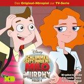 Disney/Milo Murphy - Folge 4: Wir gehen in den Zoo/Eine zweite Chance/Auf Autogrammstunde (MP3-Download)