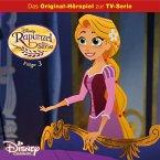 Disney/Rapunzel - Folge 3: Cassandra gegen Eugene/Besuch von alten Freunden (MP3-Download)