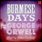 Burmese Days (Unabridged) (MP3-Download)