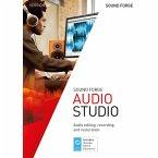 Sound Forge Audio Studio 12 (Download für Windows)