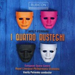 I Quattro Rusteghi - Royal Liverpool Philharmonic Orchestra/+