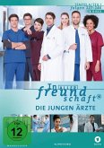 In aller Freundschaft - Die jungen Ärzte, Staffel 4, Folgen 127-144 (6 Discs)