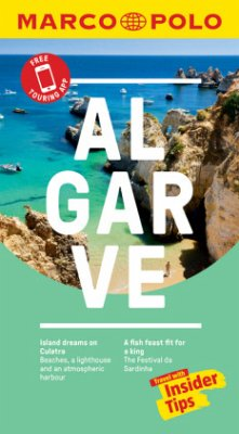 Algarve Marco Polo Pocket Travel Guide 2018 - w...