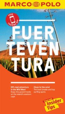 Fuerteventura Marco Polo Pocket Travel Guide 20...