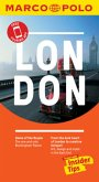 London Marco Polo Pocket Travel Guide - with pull out map