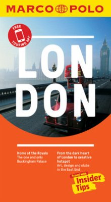 London Marco Polo Pocket Travel Guide 2018 - wi...
