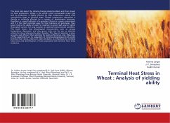 Terminal Heat Stress in Wheat : Analysis of yie...