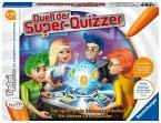 Ravensburger 00833 - tiptoi® Duell der Super-Quizzer, Lernspiel