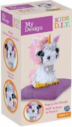 PlushCraft My Design 3D Unicorn