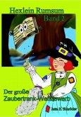 Der große Zaubertrank-Wettbewerb - Hexlein Rumsum 2 (eBook, ePUB)