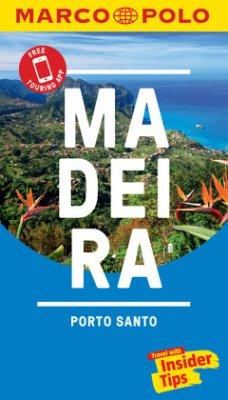 Madeira Marco Polo Pocket Travel Guide 2018 - w...