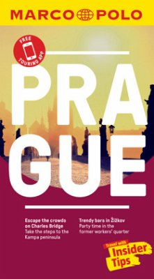 Prague Marco Polo Pocket Travel Guide 2018 - wi...