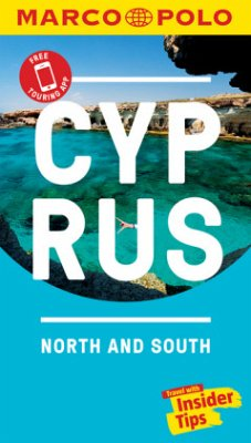 Cyprus Marco Polo Pocket Travel Guide 2018 - wi...