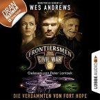 Frontiersmen: Civil War, Folge 3: Die Verdammten von Fort Hope (Ungekürzt) (MP3-Download)