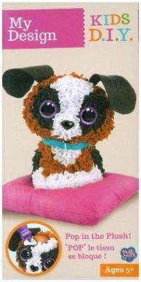 PlushCraft My Design 3D Dog