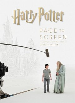 Harry Potter Page to Screen: The Updated Edition - McCabe, Bob