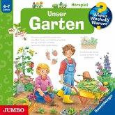 Unser Garten, 1 Audio-CD