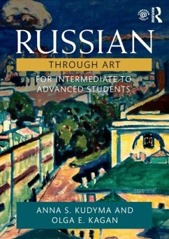 Russian Through Art