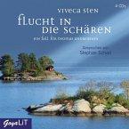 Flucht in die Schären / Thomas Andreasson Bd.9 (4 Audio-CDs)