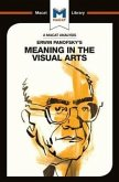 Erwin Panofsky's Meaning in the Visual Arts