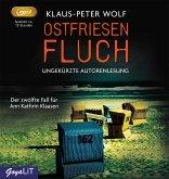 Ostfriesenfluch / Ann Kathrin Klaasen ermittelt Bd.12 (2 MP3-CDs)