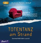 Totentanz am Strand, 2 MP3-CDs
