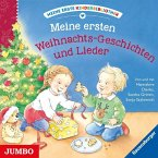 Meine erste Kinderbibliothek. Meine ersten Weihnachts-Geschichten und Lieder, 1 Audio-CD