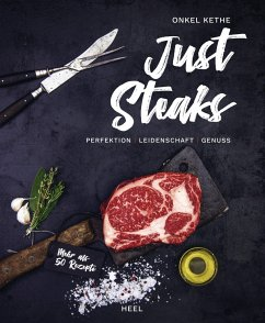 Just Steaks - Themann, Kevin
