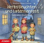 Herbstleuchten und Laternenfest, 1 Audio-CD