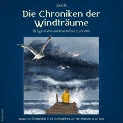Die Chroniken der Windträume, 1 Audio-CD - Jando