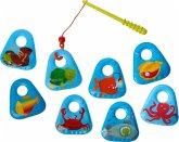 HABA 303606 - Angelset Meerestiere, Badespaß, Badespielzeug, Wasserspielzeug
