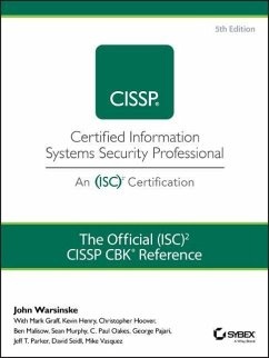Official ISC2 Guide CISSP CBK 5th