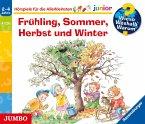 Frühling, Sommer, Herbst und Winter, 4 Audio-CDs