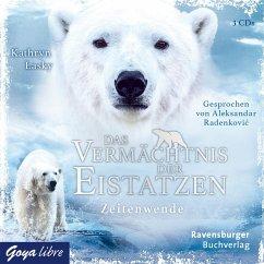 Zeitenwende / Das Vermächtnis der Eistatzen Bd.1 (3 Audio-CDs) - Lasky, Kathryn