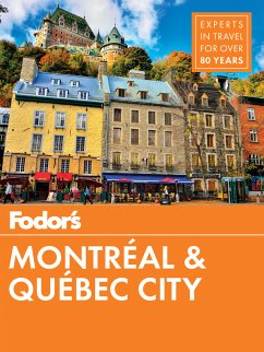 Fodor´s Montreal and Quebec City (eBook, ePUB)