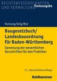 Baugesetzbuch/Landesbauordnung für Baden-Württemberg (eBook, ePUB)