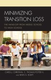 Minimizing Transition Loss (eBook, ePUB)