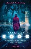 Codename Rook - Die übernatürlichen Fälle der Agentin Thomas (eBook, ePUB)