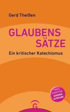 Glaubenssätze (eBook, ePUB) - Theißen, Gerd