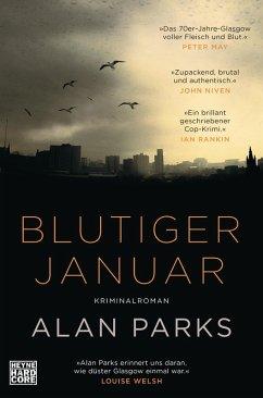 Blutiger Januar (eBook, ePUB) - Parks, Alan