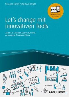 Let´s change mit innovativen Tools (eBook, ePUB)