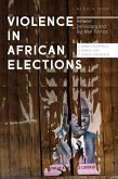 Violence in African Elections (eBook, ePUB)